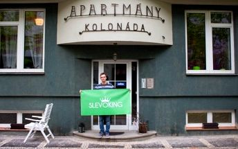 Kleopatřiny lázně Poděbrady (Apartmány Kolonáda)