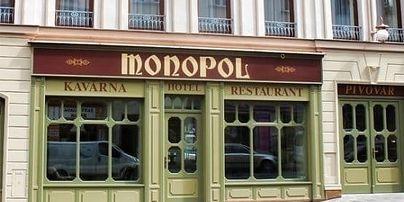 Teplický pivovar Monopol