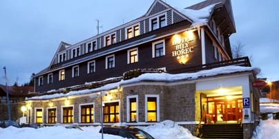 Hotel Bílý Hořec