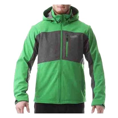 Bunda NordBlanc Softshell NBWM5855 Bash amazon green L