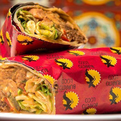Mexiko volá: polévka a Speedy Burrito