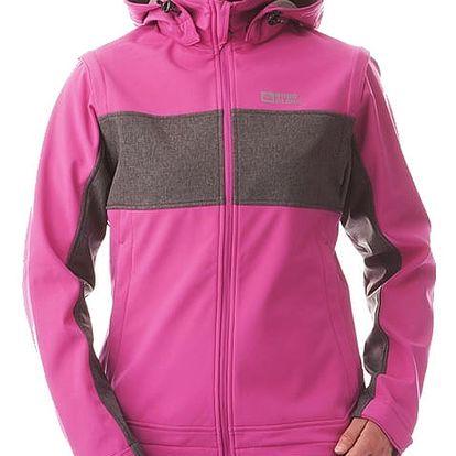 Bunda NordBlanc Softshell NBWSL5858 Favourite weary pink M
