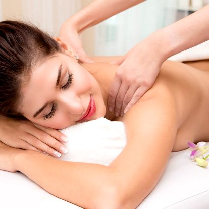 Havajská relaxační masáž LOMI-LOMI