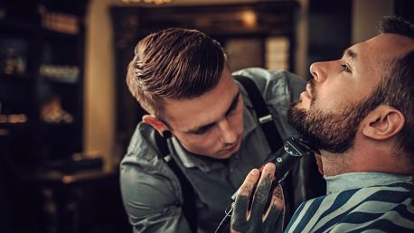 Gentlemanská péče v exkluzivním barber shopu