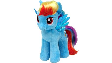 TY My little pony Rainbow Dash (27 cm)
