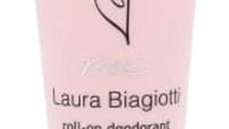 Laura Biagiotti Laura Rose 50 ml deodorant roll-on pro ženy