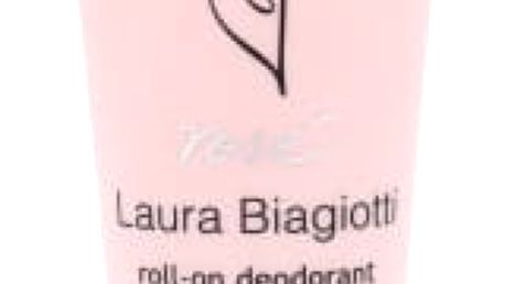 Laura Biagiotti Laura Rose 50 ml deodorant roll-on pro ženy