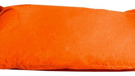 Sedací polštář oranžový V28