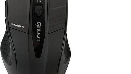 GIGABYTE GM-M8000X + Podložka pod myš CZC G-Vision Dark v ceně 199,-