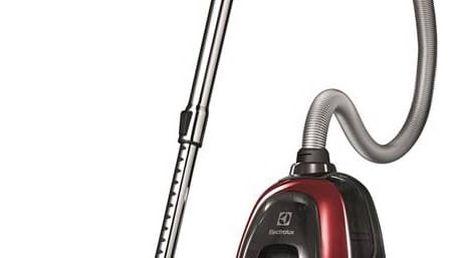 Vysavač podlahový Electrolux Series 99 Z9920EL černý/červený + Doprava zdarma