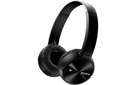 Sony MDR-ZX330BT, černá - MDRZX330BT.CE7