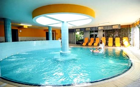 Balaton ve 4* hotelu s neomezeným wellness