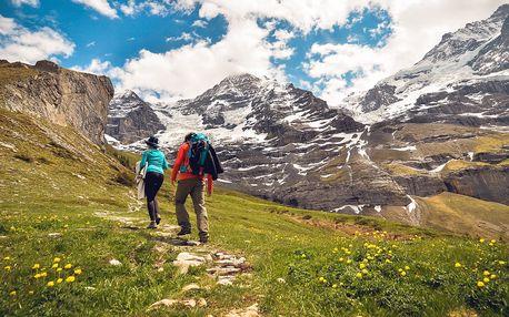 Rakouské Alpy: polopenze, sauna i karta slev