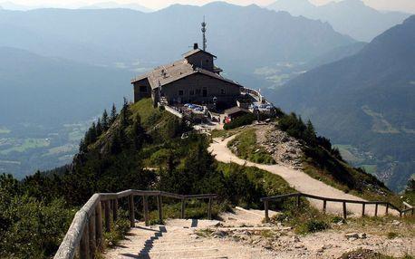 Orlí hnízdo a nejhlubší jezero střední Evropy 28. 9.