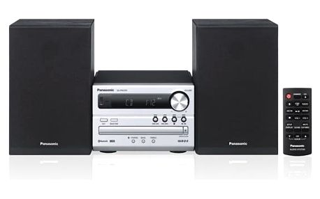 Panasonic SC-PM250EC-S stříbrný