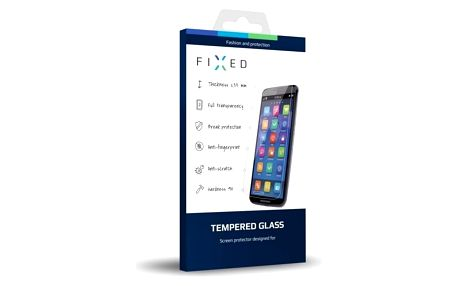 Ochranné sklo FIXED pro Microsoft Lumia 550 (TG14177) průhledné