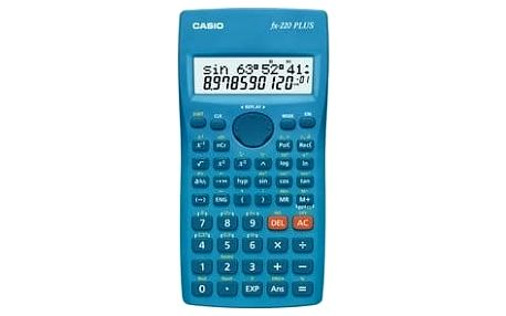 Casio FX 220 PLUS - 4971850189015
