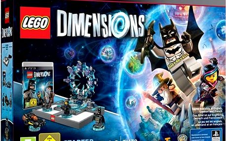 LEGO Dimensions - Starter Pack (PS3) - 5051895393352