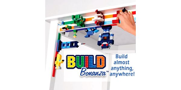 Gumové pásky pro stavebnice Build Bonanza