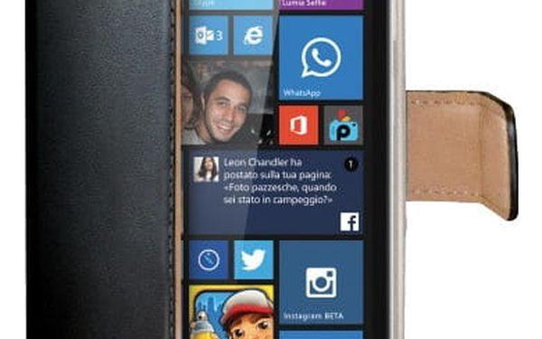 Celly WALLY pro Microsoft Lumia 535 (WALLY469) černé