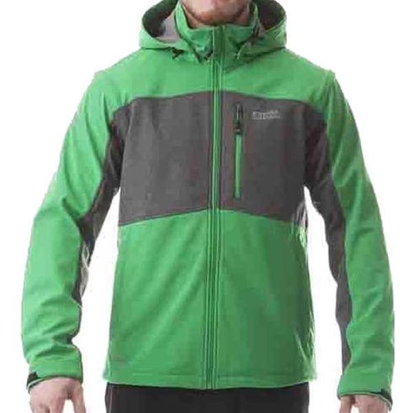 Bunda NordBlanc Softshell NBWM5855 Bash amazon green XL