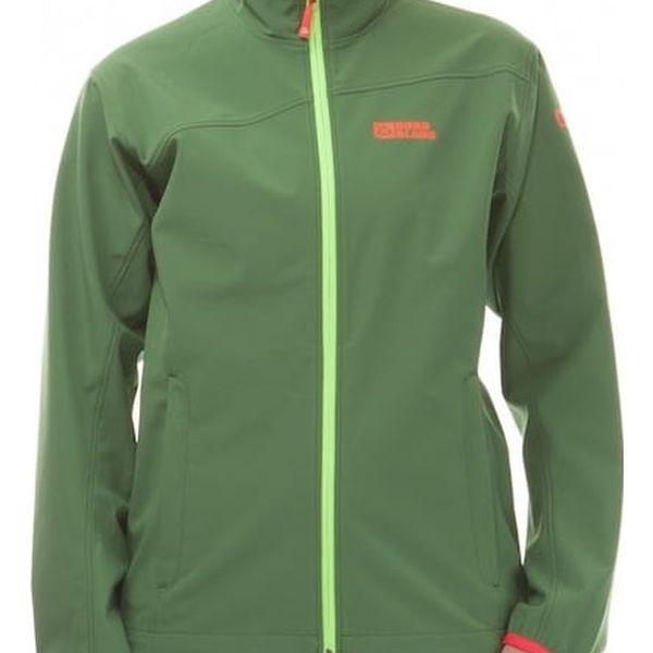 Bunda NordBlanc Softshell NBSSL4998 Trust golf green M