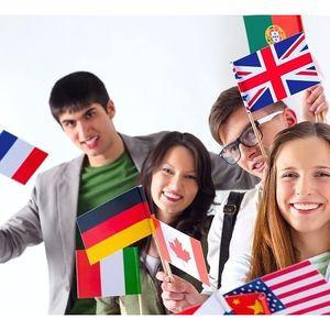 Semestrální a roční kurzy cizích jazyků