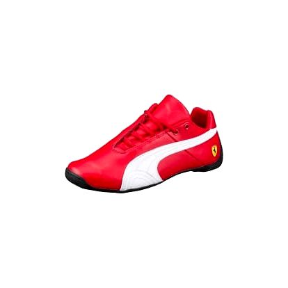 Future Cat SF Jr Rosso Corsa-R | 360877-10 | Červená | 37,5