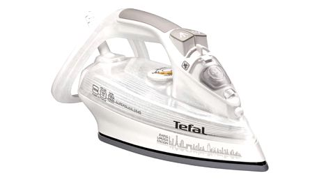Žehlička Tefal Supergliss FV3845E0 stříbrná/bílá