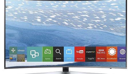 LED televize Samsung UE49KU6652