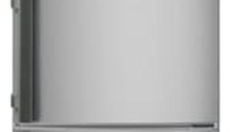 Kombinace chladničky s mrazničkou Electrolux EN3201MOX šedá/nerez