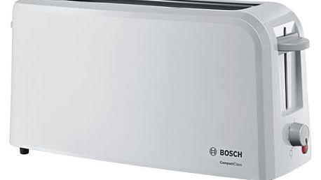 Opékač topinek Bosch TAT3A001 bílý