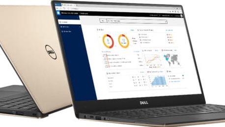 Dell XPS 13 (9360) Touch, zlatá - TN-9360-N2-712G
