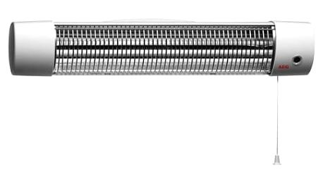 Zářič/ohřívač AEG-HC IWQ 181 šedý