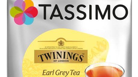 Tassimo Twinings Earl Grey tea 16ks