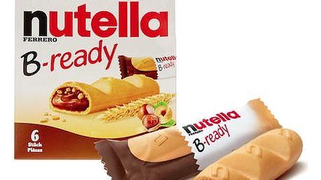 Nutella B-ready 6 ks (132g)