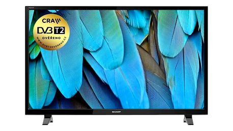 LED televize SHARP LC-49CFE4042