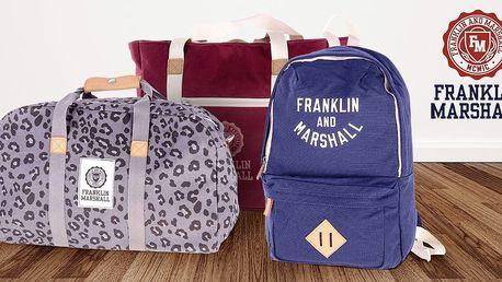 Sportovní tašky a batohy Franklin & Marshall