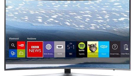 LED televize Samsung UE55KU6652
