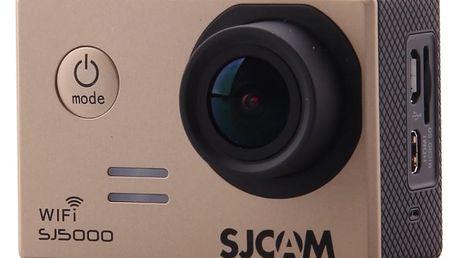 Digitální kamera SJCAM SJ5000 Wi-Fi Golden