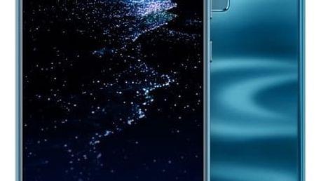 Huawei P10 Lite DS, modrá + Huawei Original PowerBank AP08Q 10000mAh