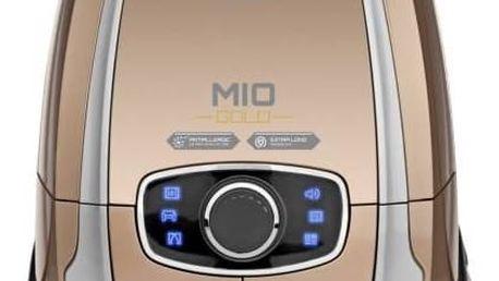 Vysavač podlahový ETA Mio GOLD 1502 90000 zlatá barva + Doprava zdarma