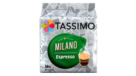 Tassimo Milano Espresso 16ks