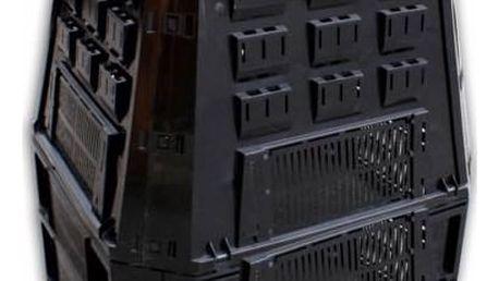 Kompostér Prosperplast Evogreen 800 l (IKEV850C) černý + Doprava zdarma