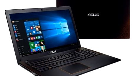 Notebook Asus F550VX-DM390T (F550VX-DM390T) černý/oranžový