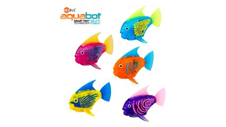 Robotická ryba Aquabot 2.0