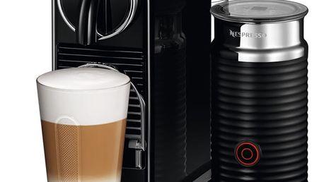 Nespresso DeLonghi Citiz&milk EN 267 BAE černý