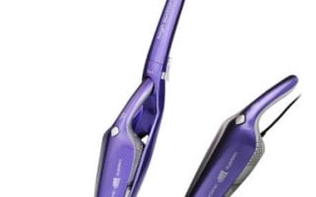 Vysavač tyčový Gallet Evreux ASP 612, 2 v 1 fialový