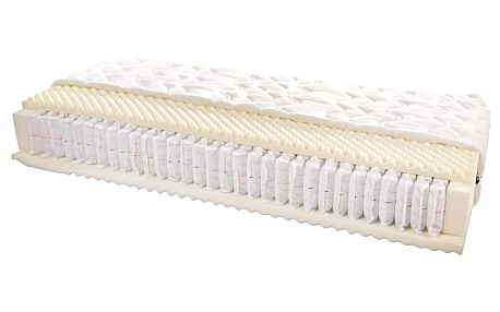 Taštičková matrace exklusiv 90x200cm, 90/200 cm
