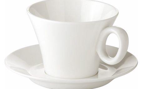 Šálek na čaj ALLEGRO s podšálkem, 250 ml